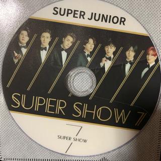 SUPER JUNIOR - SUPER JUNIOR 2017日本ライブ DVD