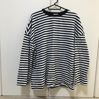 dholic - 韓国 ボーダーシャツ
