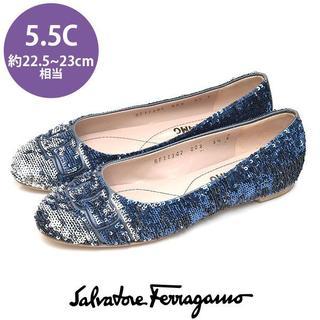 Salvatore Ferragamo - 美品❤サルヴァトーレフェラガモ パンプス  5.5C(約22.5-23cm)