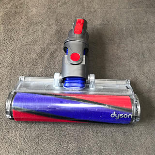 Dyson - ダイソン ソフトローラークリーナーヘッド ジャンク品 V7