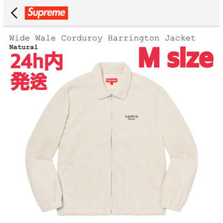 Supreme - Supreme Wide Corduroy Jacket Natural M