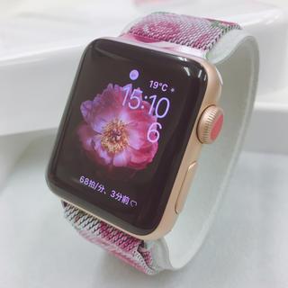 Apple Watch - Apple Watch series3 Gold アップルウォッチ 38mm