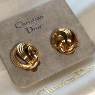 Christian Dior - Christian Dior BIJOUX ペンダント とイヤリング