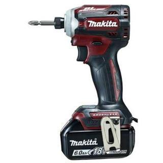 マキタ(Makita)の【新品未使用】makitaインパクト TD171DGXAR 工具 マキタ 2台(その他)