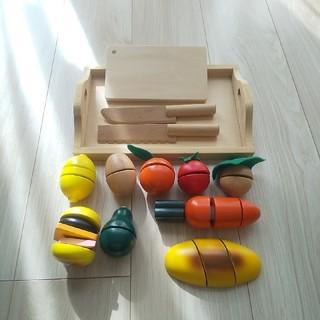 ままごといっぱいセット 森のあそび道具シリーズ