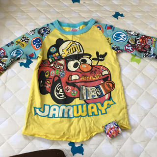 ジャム(JAM)のJAM7分袖Tシャツ♡120(Tシャツ/カットソー)