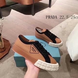 PRADA - PRADA  スニーカー 22.5-25cm