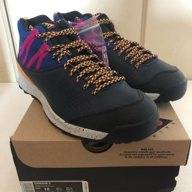 NIKE(ナイキ)の【新品】NIKE ACG Okwahn II オクワン2 28cm US10 メンズの靴/シューズ(スニーカー)の商品写真