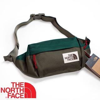 THE NORTH FACE -  ノースフェイス ■ LUMBAR PACK ランバー ウエストバック 海外限定