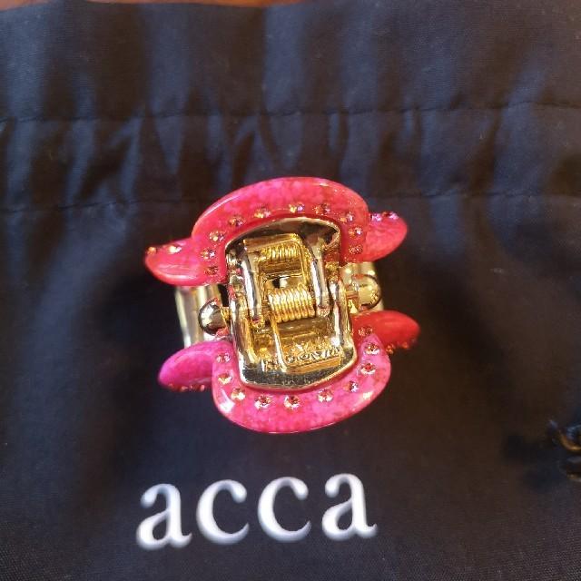 acca(アッカ)の新品【acca】ティアラクイーン レディースのヘアアクセサリー(バレッタ/ヘアクリップ)の商品写真