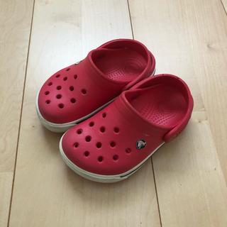 crocs - ☆クロックスキッズ サンダル 14cm☆
