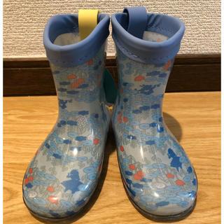 Disney - Disney kukka hippo レインブーツ 長靴 15cm アリス
