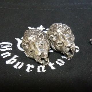 ガボール(Gabor)の4月19日まで最終出品 ガボラトリー ライオンヘッド2個(ネックレス)