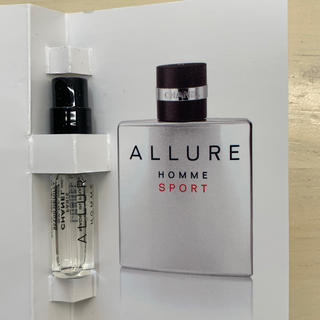 CHANEL - 即日発送【CHANEL】ALLURE HOMME SPORT EDT