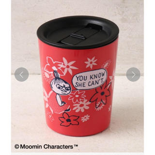 AfternoonTea - Moomin × Afternoon Tea ステンレスタンブラー リトルミィ