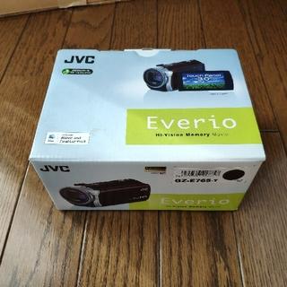 JVCビデオカメラGZ-E765-T