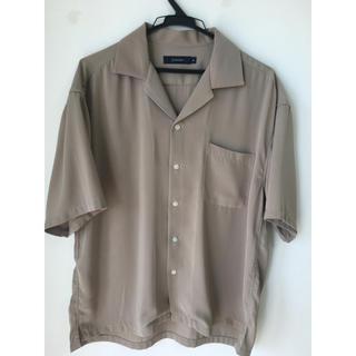 RAGEBLUE - オープンカラーシャツ2