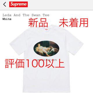 シュプリーム(Supreme)のSupreme Leda And The Swan Tee Tシャツ M(Tシャツ/カットソー(半袖/袖なし))