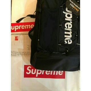 Supreme - Supreme 17ss Backpack シュプリーム バックパック