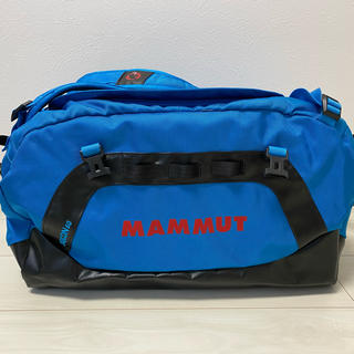 マムート(Mammut)のマムート ダッフルバック カーゴン60(その他)