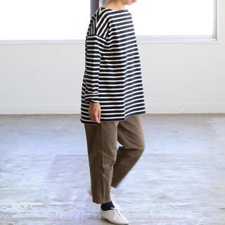 ネストローブ(nest Robe)のCLASKA クラスカ HAU ハウ ボーダーTシャツ カットソー 日本製(カットソー(長袖/七分))