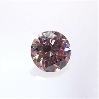 価値が上がる!?希少なファンシーカラー…✨0.052ctピンクダイヤモンド(リング(指輪))