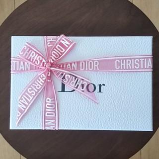 Christian Dior - DIOR ディオール 箱、リボン、メッセージカード入り封筒