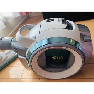 シャープ(SHARP)の【値下げ】SHARP シャープ 掃除機 サイクロン掃除機(掃除機)