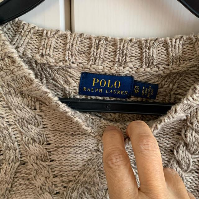 POLO RALPH LAUREN(ポロラルフローレン)の本日最終値下げSALE!ラルフ新作!!ケーブルニット セーター レディースのトップス(ニット/セーター)の商品写真