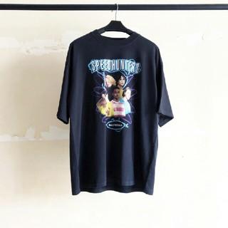 Balenciaga - バレンシアガ スピードハンタープリントロゴ Tシャツ
