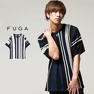 FUGA - FUGA フーガ ストライプ ニット サマー