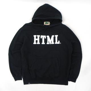 エイチティーエムエル(html)のHTML zero3 プルオーバースウェットパーカ(パーカー)