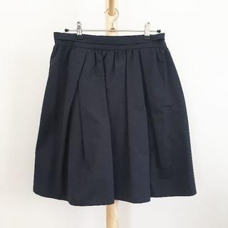 スピックアンドスパンノーブル(Spick and Span Noble)のSpick and Span Noble スカート ネイビー(ミニスカート)