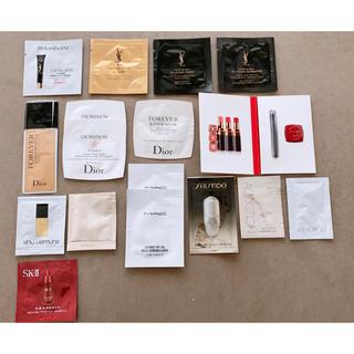 ディオール(Dior)のデパコス⭐︎化粧品サンプル セット(その他)