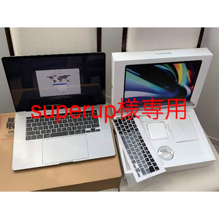 Mac (Apple) - 最新 MacbookPRO 16 CTO i9 1TB 32GB ケア+