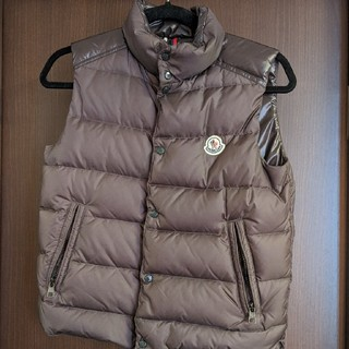 MONCLER - MONCLER ダウンベスト 12a
