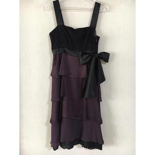 スコットクラブ(SCOT CLUB)のワンピースドレス(ミディアムドレス)