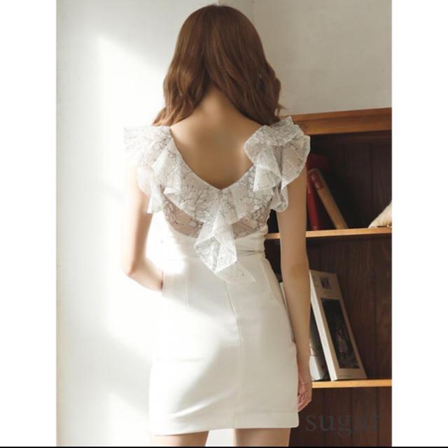Andy(アンディ)のsugar キャバドレス レディースのフォーマル/ドレス(ミニドレス)の商品写真