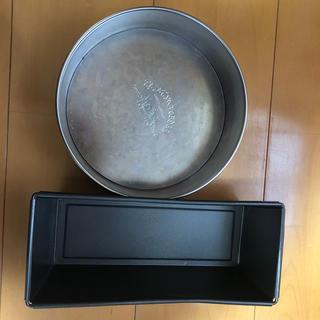 ケーキ 18cm型 パウンドケーキ スイーツ作り(その他)