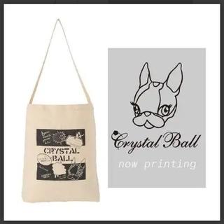 クリスタルボール(Crystal Ball)のななめがけトートバッグ(トートバッグ)