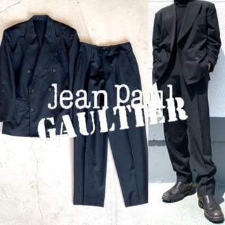 ジャンポールゴルチエ(Jean-Paul GAULTIER)のjean paul gaultier homme ゴルチエ セットアップ スーツ(セットアップ)