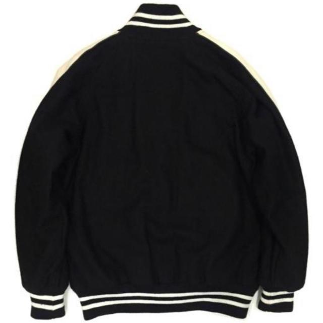 GOODENOUGH(グッドイナフ)のGOODENOUGH グッドイナフ スタジャン M ブラック メンズのジャケット/アウター(スタジャン)の商品写真