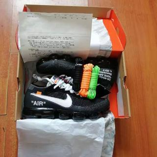 NIKE - NIKE Off-White AIR VAPORMAX FLYKNIT 27cm