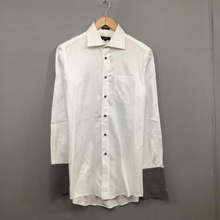 BURBERRY BLACK LABEL - 【新品未使用】バーバリー BURBERRY BLACK LABEL ワイシャツ