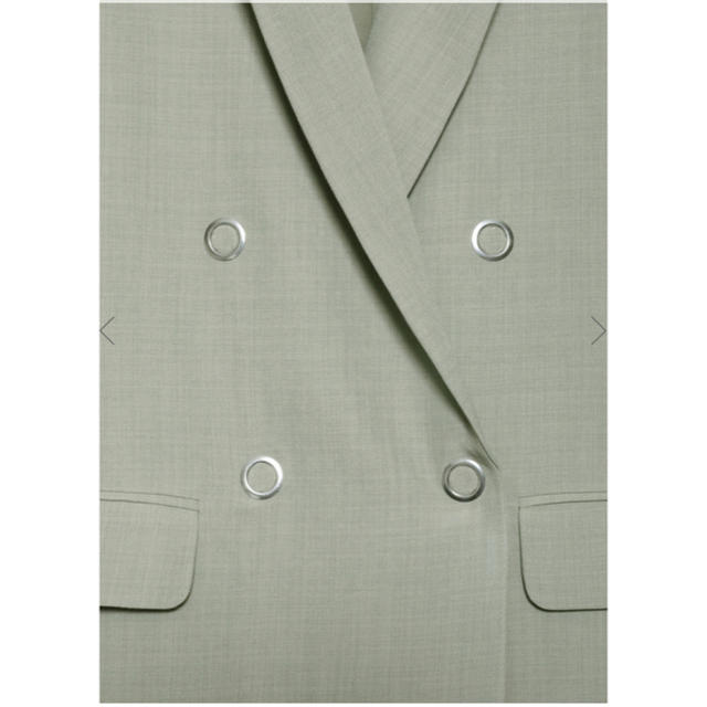 Ameri VINTAGE(アメリヴィンテージ)のRING DOT BUTTON JACKET AMERI VANTAGE レディースのジャケット/アウター(その他)の商品写真