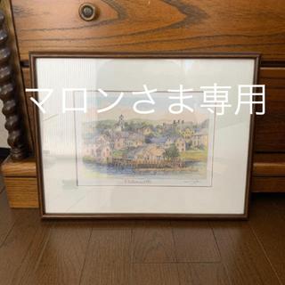 織田義郎 絵画 版画