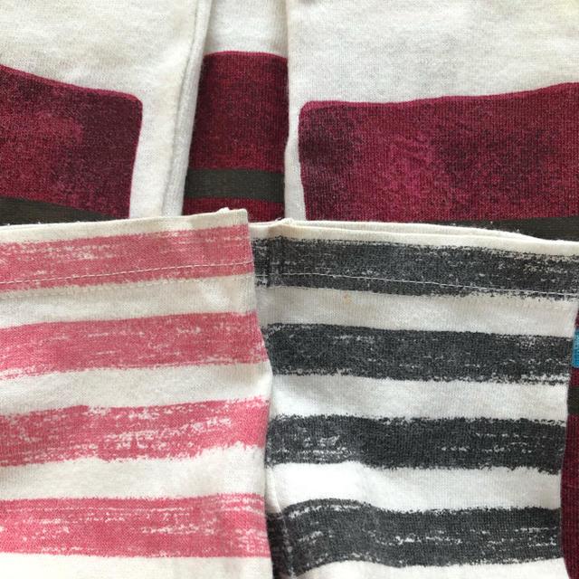 DOUBLE.B(ダブルビー)の売切れました〜ダブルB ネイティブ柄ロンT130 キッズ/ベビー/マタニティのキッズ服男の子用(90cm~)(Tシャツ/カットソー)の商品写真