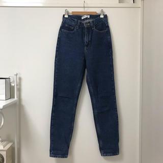 American Apparel - American Apparel Blue Jeans