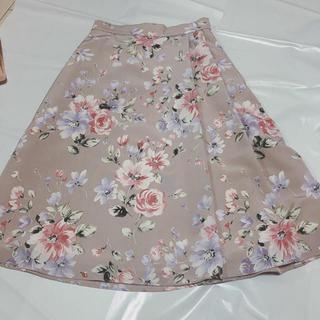 WILLSELECTION - ウィルセレクション   花柄 スカート