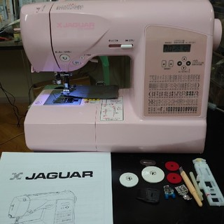 ジャガー コンピュータミシン JTA-3300MP